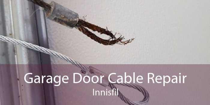 Garage Door Cable Repair Innisfil