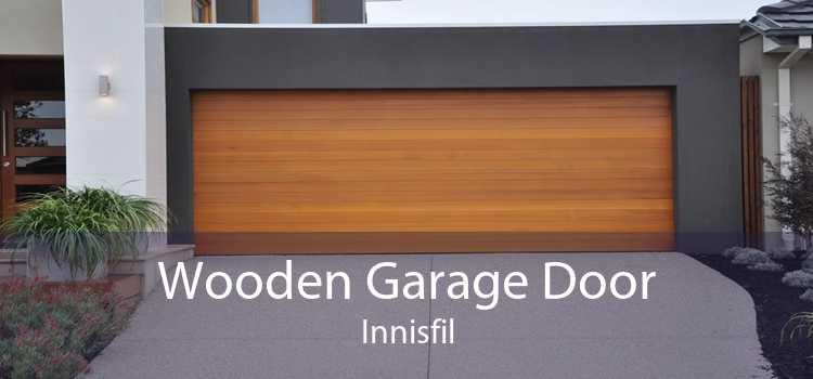 Wooden Garage Door Innisfil